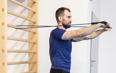 Cvičení André Reinders
