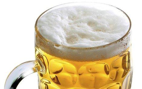 Pivo na vepřové...