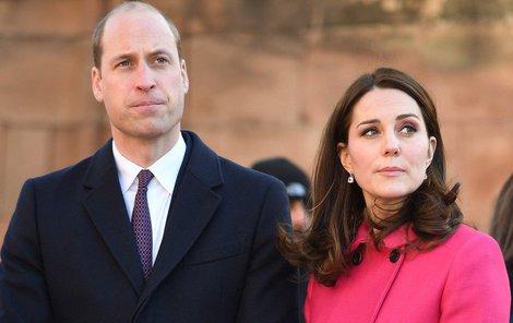 Zažívá princ William a vévodkyně Kate krizi?