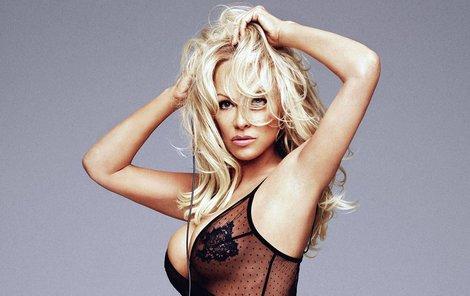 Pamela Anderson je stále sexy