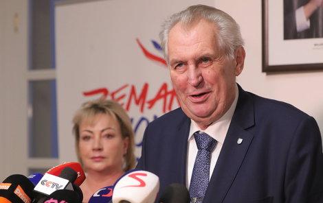Miloš Zeman (73)