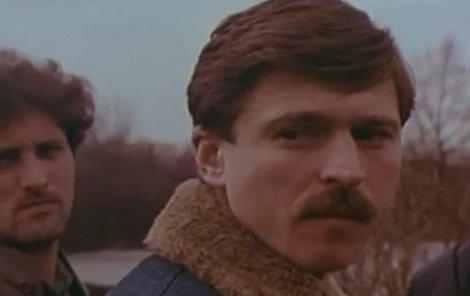 1987 - Josef Nedorost ve filmu Bony a klid