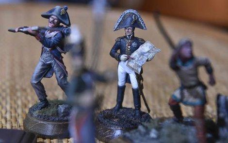 Největší oblibě se těší Napoleon.