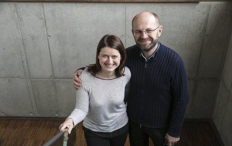 Jan a Věra Kohoutkovi