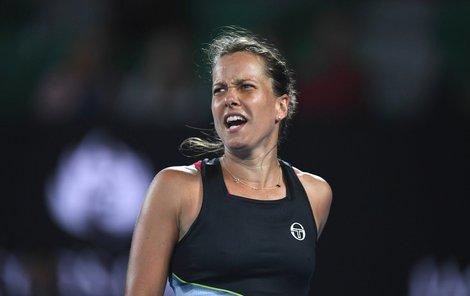 Tenistka Barbora Strýcová
