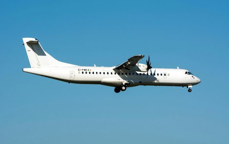 Zřícený stroj ATR-72 byl vyroben v roce 1993.