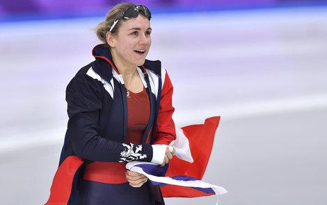 Karolína Erbanová se dočkala obrovského úspěchu