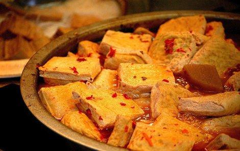Tofu na kari