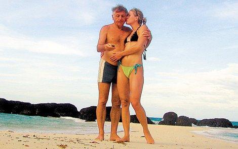 Manželé pobyty u moře zbožňují!