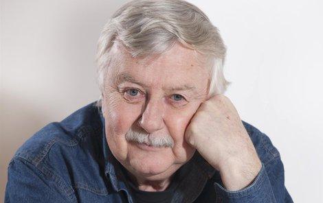 Ladislav Potměšil nedobrovolně ukončil hereckou kariéru.