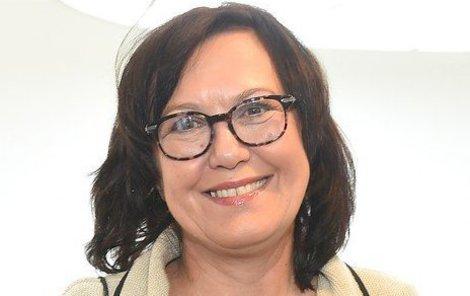 Doktorka Kateřina Cajthamlová