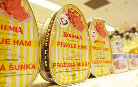 Pražšká šunka se stala oblíbenou i v zahraničí.