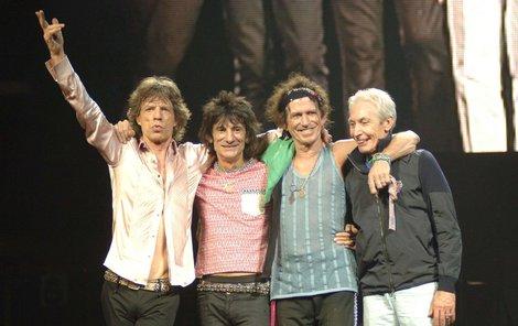 Rolling Stones k nám poprvé zavítali půl roku po revoluci, v roce 1990.