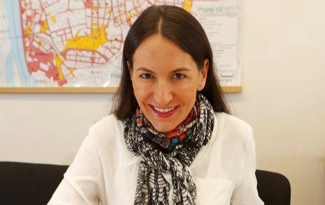 Alexandra Udženija (42, ODS)