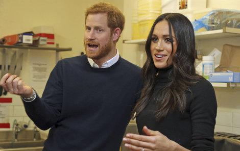 Meghan a Harry nepozvali žádné politiky.