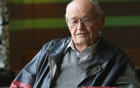 Režisér Václav Vorlíček