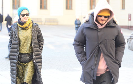 Tajné rande Orlanda Blooma s Katy Perry v Praze »Podojili« bankomat a odjeli debužírovat do podniku s michelinskou hvězdou