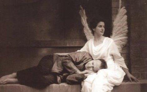Strážní andělé s námi komunikují pomocí signálů.