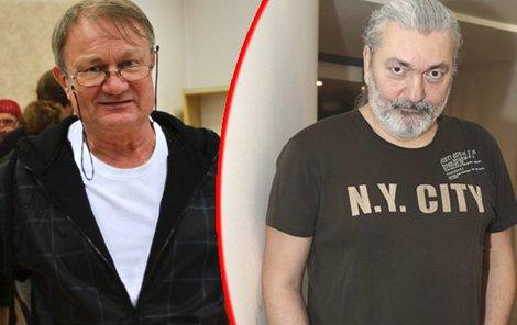 Jiří Adamec, Daniel Hůlka