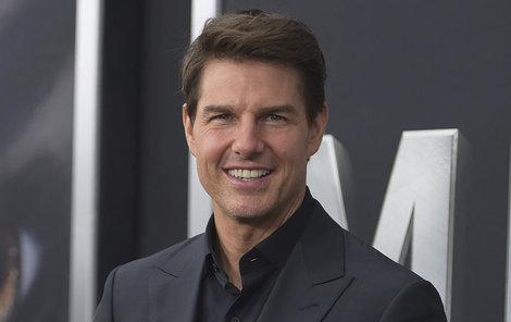 Tom Cruise získal anticenu Zlatá malilna