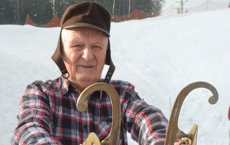 Brusle zvané šlajfky pamatují ještě babičky a dědečkové.
