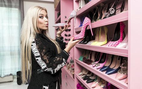 Bydlení české Barbie Myslivcové!