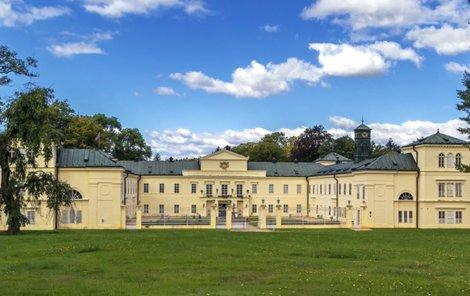 Na zámku Kynžvart začal Metternichův rok.