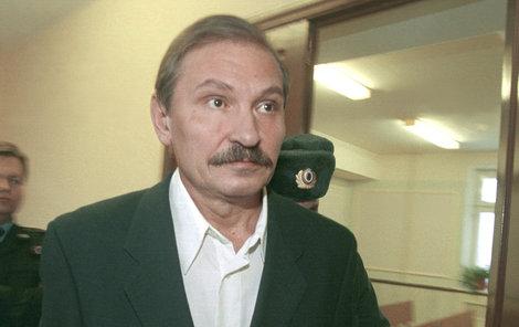 Nikolaj Gluškov žil v Anglii jako disident