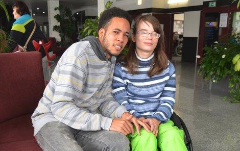 Pro lásku si »dojela« na vozíku až do Dominikánské republiky!
