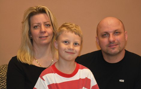 Theodor s rodiči