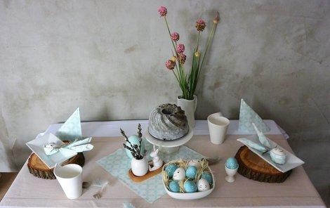 Sváteční stůl