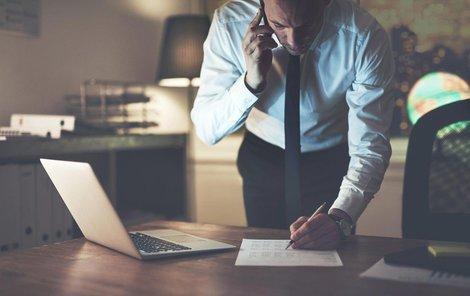 Práce přesčas? 7 nejčastějších otázek zaměstnanců k přesčasům (ilustrační foto)