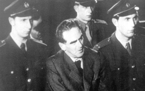 Byl popraven 3. prosince 1952 jako jeden z 11 odsouzených k absolutnímu trestu. Rehabilitace soudem se dočkal v roce 1963, komunistickou stranou pak o 5 let později.