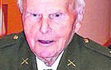 Válečný hrdina Josef Holec