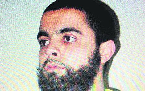 Radouane Lakdim měl popsaný trestní rejstřík.