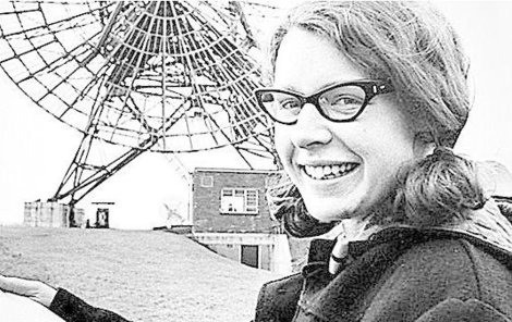 Jocelyn Bell-Burnell (74)