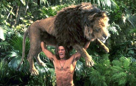 1997 Svalnatý »Král džungle«.
