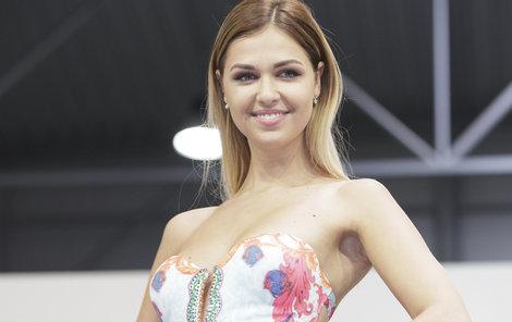 O toto krásné tělo Lucie Kovandové prý není zájem.
