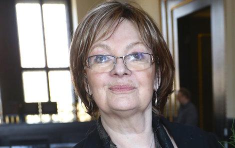 2013 Na veřejnosti se Jana Hlaváčová naposledy objevila před pěti roky.