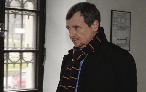 Bývalý středočeský hejtman David Rath pronesl u Krajského soudu v Praze svoji závěrečné řeči v případu korupční kauzy