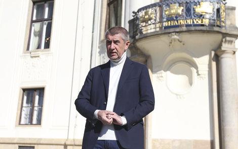 Studenti vyzvali premiéra v demisi Andreje Babiše