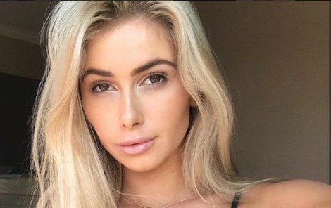 Při leteckém neštěstí našla smrt i mladá americká modelka Mariah Coogan.