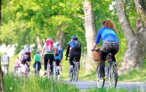 Na kole po Praze a okolí