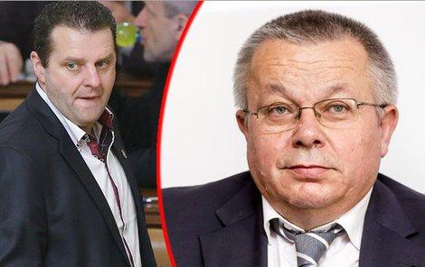 Opozice zvolení Maška označila za ostudu koalice, lidovec Jan Bartošek (46) dokonce mluvil o politickém převratu.