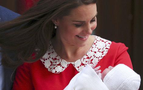 Vévoda a vévodkyně z Cambridge jsou prvním párem v úzké královské rodině po 58 letech, jemuž se narodily více než dvě děti.