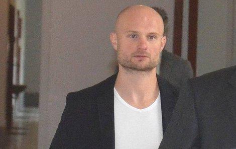 Bývalý extraligový hokejista Michal Dvořák.