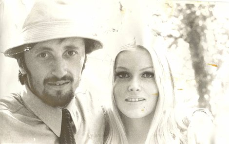 Někdejší zamilovaná dvojka - Juraj a Olga!