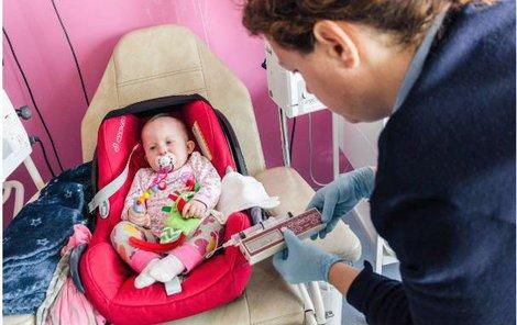 Rozárka je díky transplantaci jako ostatní děti.