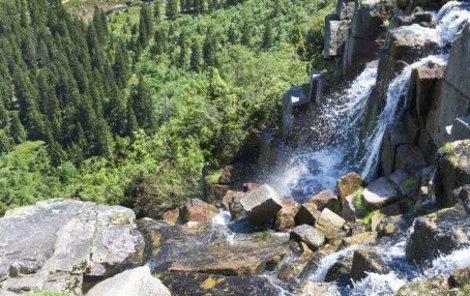 Vodopád Pančavy