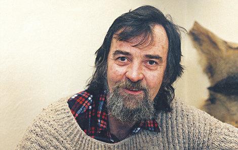 Pavel Šrut zemřel 20. dubna.